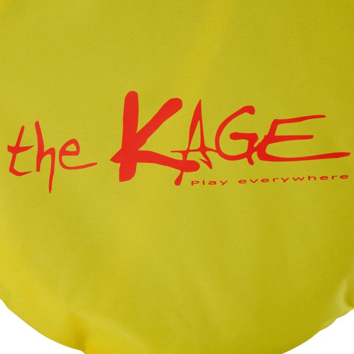 Voetbaldoel pop-up The Kage Light geel