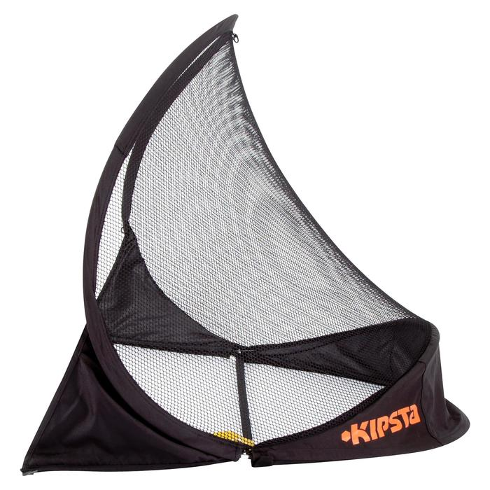 Pop-up voetbaldoel The Kage Light zwart