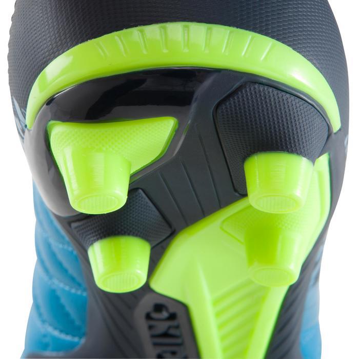 Chaussure de football adulte terrains secs Agility 500 FG bleue - 1176155