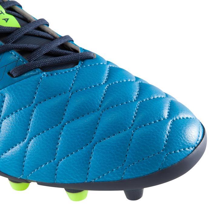 Chaussure de football adulte terrains secs Agility 500 FG bleue - 1176157