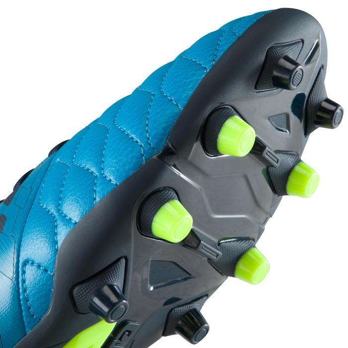 Chaussure de football adulte terrains secs Agility 500 FG bleue - 1176170