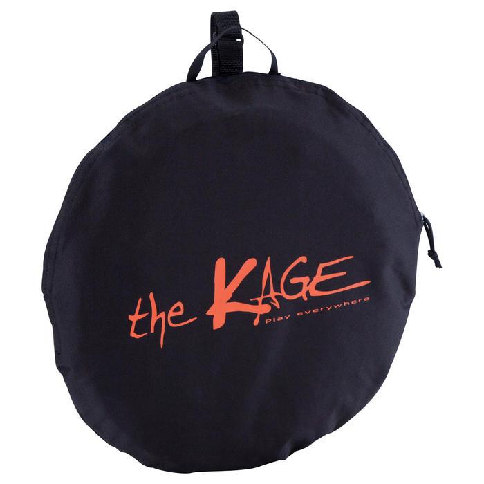 Khung thành pop-up chơi bóng đá The Kage Light - Đen