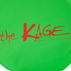 Voetbaldoel pop-up The Kage Light groen