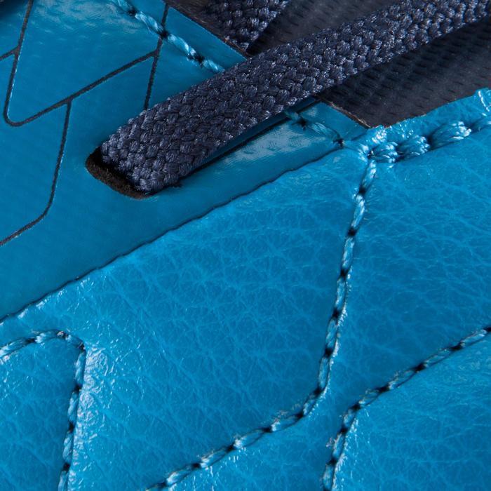 Chaussure de football adulte terrains secs Agility 500 FG bleue - 1176195