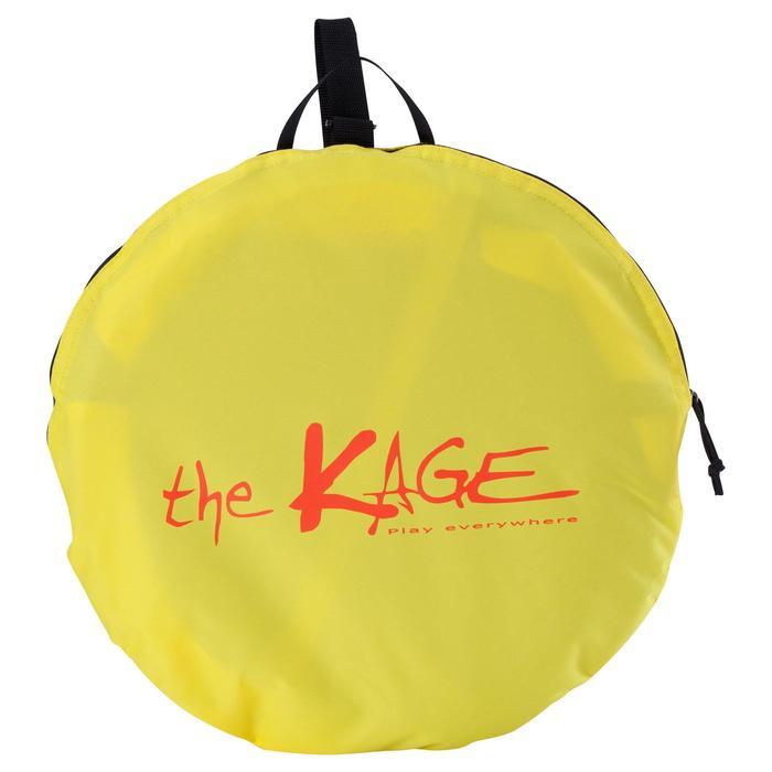 Voetbaldoeltje pop-up The Kage Light geel