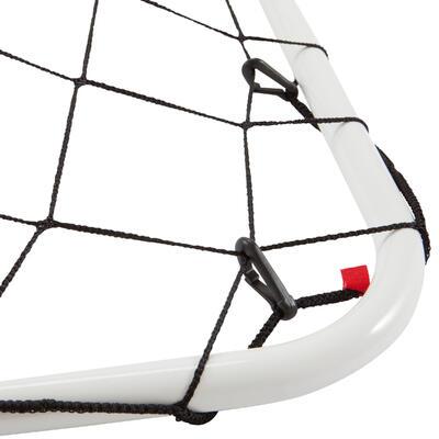 FGO100 Football Goal Size S - White