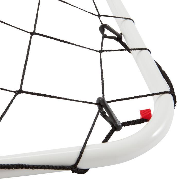 Portería de fútbol FGO 100 talla S blanco