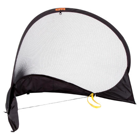 Pop-Up Football Goal NG100S - Black