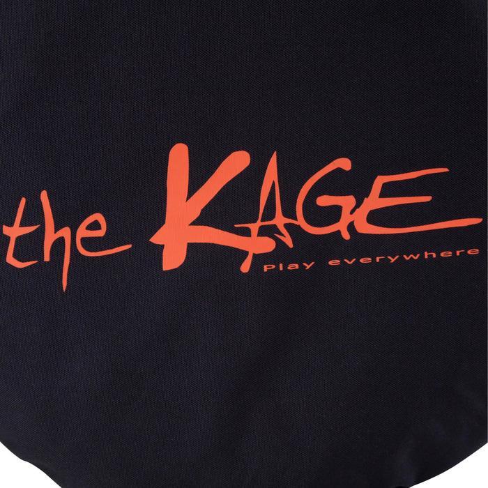 Fußballtor The Kage Light selbstfaltend 80x120 cm schwarz