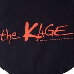 Pop-up voetbaldoel The Kage Light zwart
