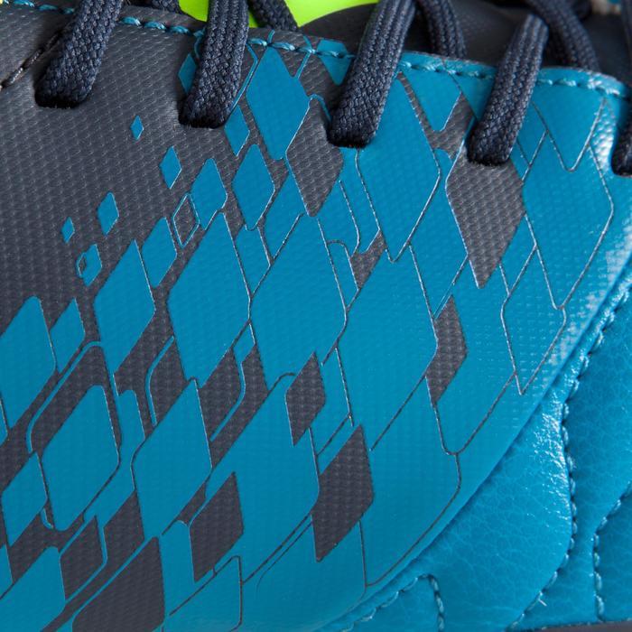Chaussure de football adulte terrains secs Agility 500 FG bleue - 1176222