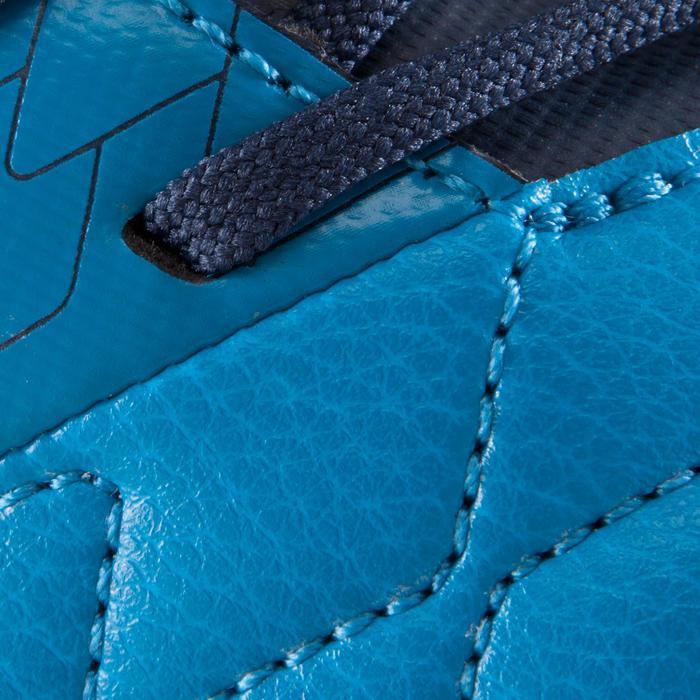 Zaalvoetbalschoenen volwassenen Agility 500 blauw