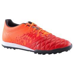 Agility 500 HG 硬質場地用兒童足球運動靴 - 藍色/橘色