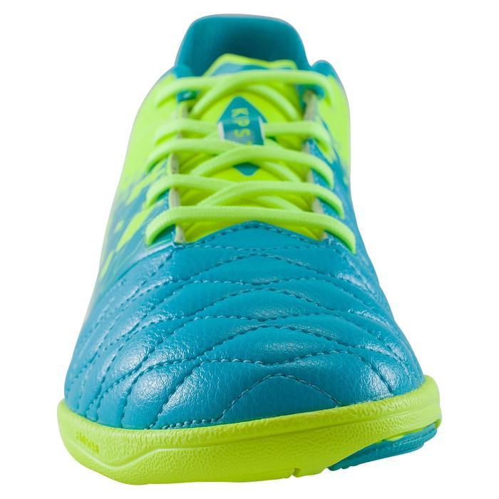 Chaussure de futsal enfant Agility 500 bleue - 1176251