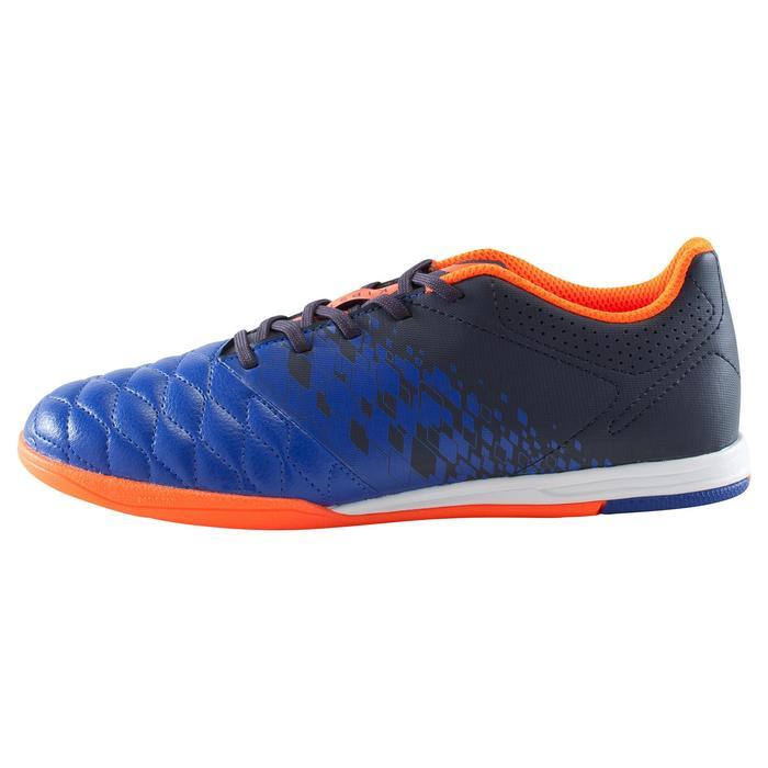 Chaussure de futsal enfant Agility 500 bleue - 1176255