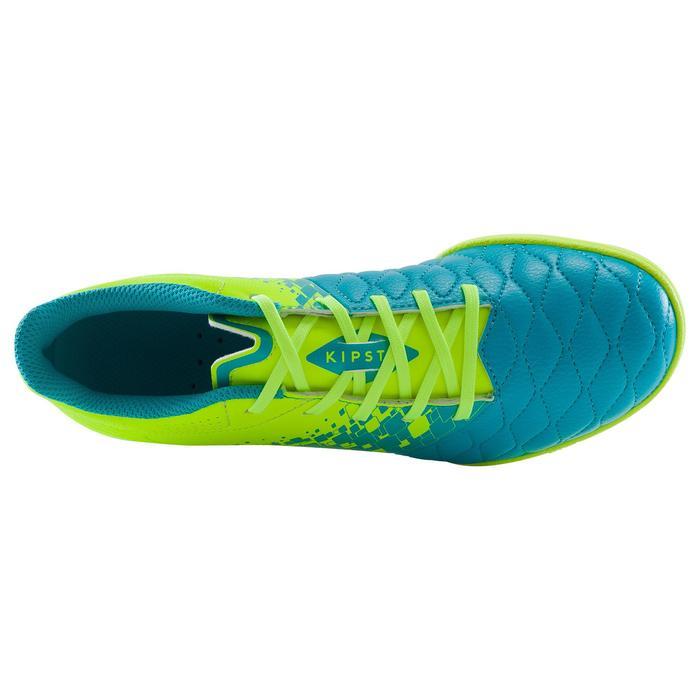 Chaussure de futsal enfant Agility 500 bleue - 1176280