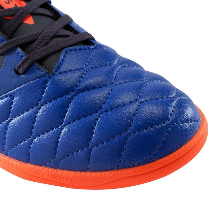 Chaussure de futsal enfant Agility 500 bleue - 1176310