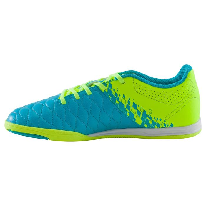 Chaussure de futsal enfant Agility 500 bleue - 1176333