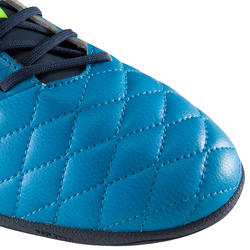 Chaussure de futsal adulte Agilité 500 sala bleue