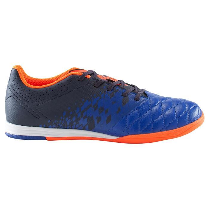 Chaussure de futsal enfant Agility 500 bleue - 1176349