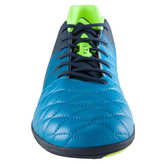 Chaussure de futsal adulte Agility 500 bleue - 1176354