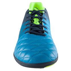 Chaussure de futsal adulte Agility 500 bleue