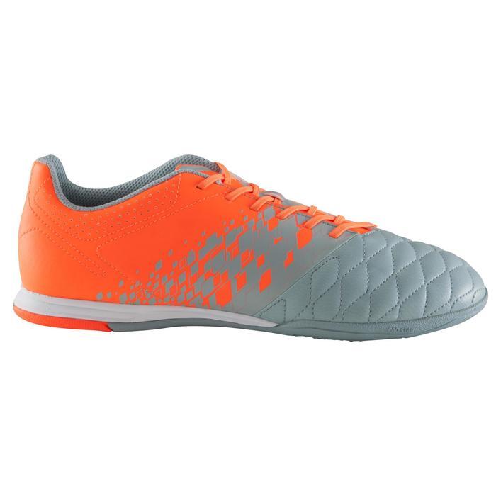 Agility 500 Sala Adult Futsal Boots - Grey/Orange