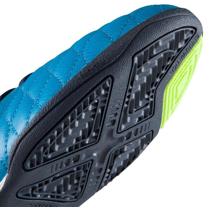 Chaussure de futsal adulte Agility 500 bleue - 1176365