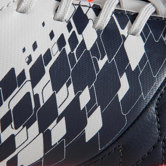 Chaussure de football adulte terrains durs Agility 500 HG noire - 1176381