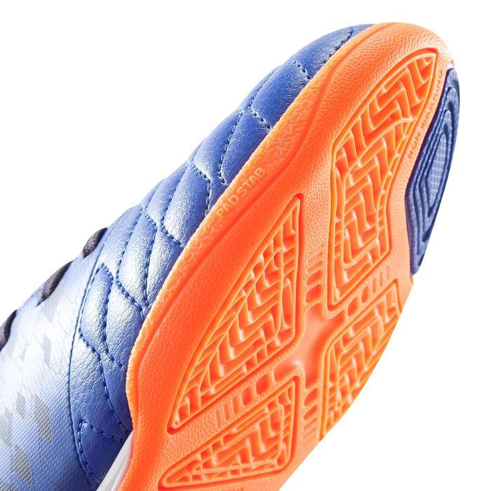 Chaussure de futsal enfant Agility 500 bleue - 1176385