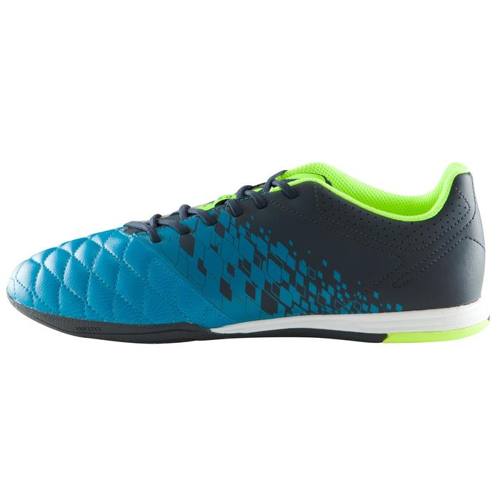 Chaussure de futsal adulte Agility 500 bleue - 1176390