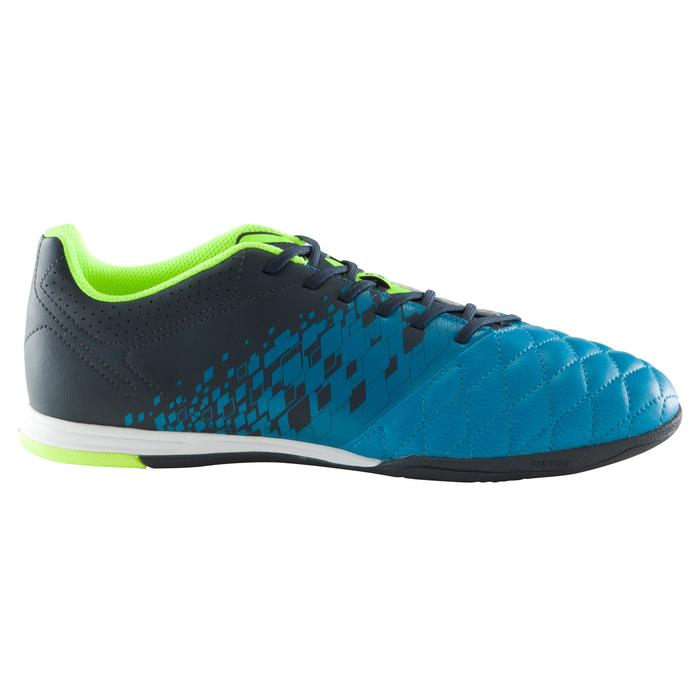 Chaussure de futsal adulte Agility 500 bleue - 1176412