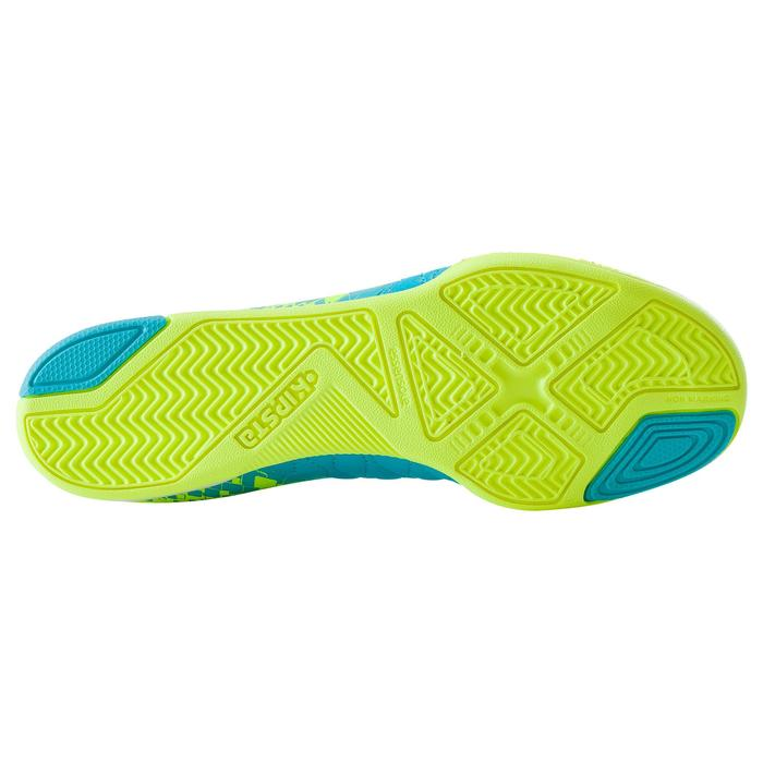 Chaussure de futsal enfant Agility 500 bleue - 1176432