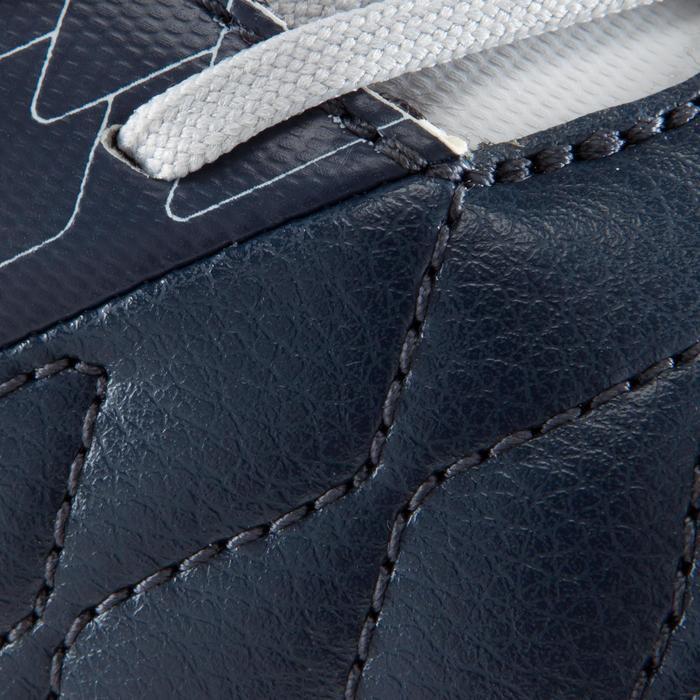 Fußballschuhe Multinocken Agility 500 HG Erwachsene grau/blau