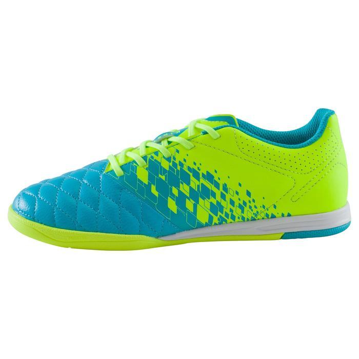Chaussure de futsal enfant Agility 500 bleue - 1176470