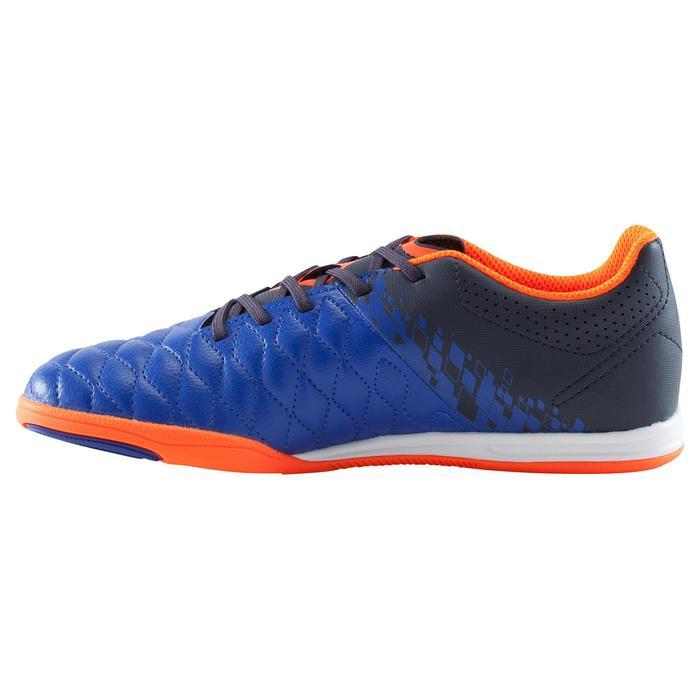 Chaussure de futsal enfant Agility 500 bleue - 1176499