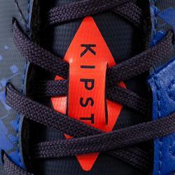 Chaussure de futsal enfant Agility 500 bleue