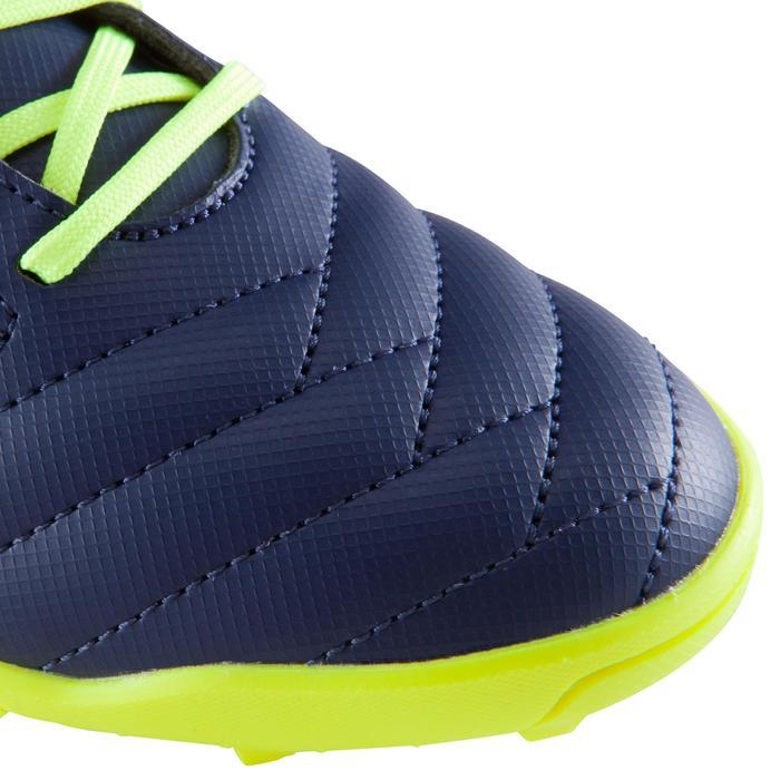 Chaussure de football enfant terrains durs CLR 500 HG bleue - 1176528