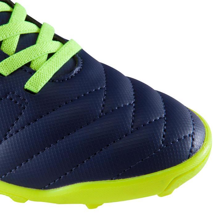 Chaussure de football enfant terrains durs Agility  300 HG à scratch bleue - 1176533
