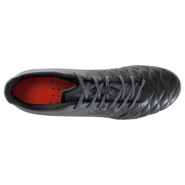 Chaussure de football adulte terrains gras Agility 900 SG noire grise - 1176536