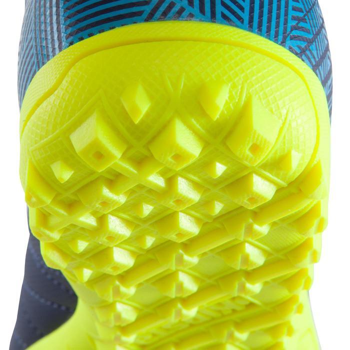 Chaussure de football enfant terrains durs CLR 500 HG bleue - 1176546
