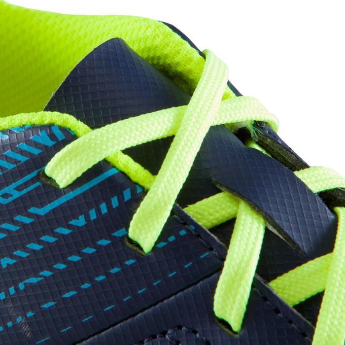 Chaussure de futsal enfant CLR 500 bleue jaune - 1176563