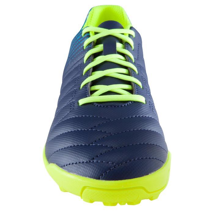 Chaussure de football enfant terrains durs CLR 500 HG bleue - 1176575