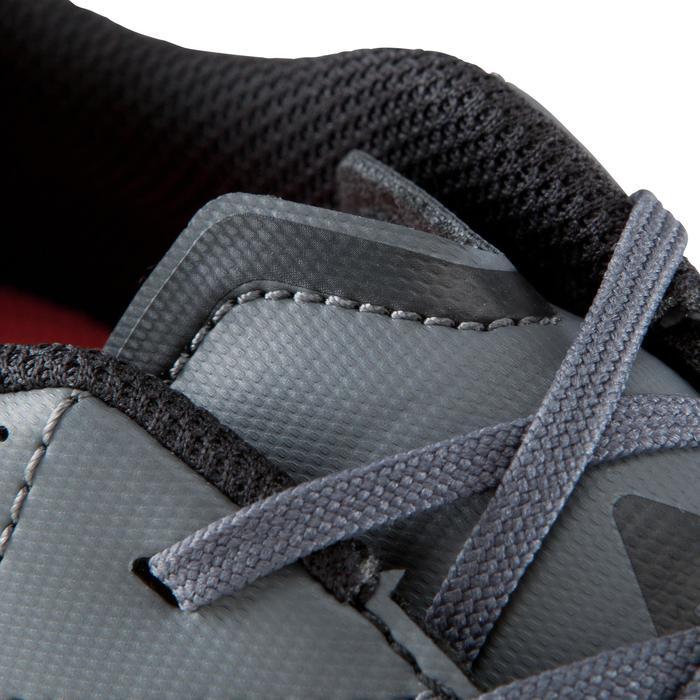 Chaussure de football adulte terrains gras Agility 900 SG noire grise - 1176577