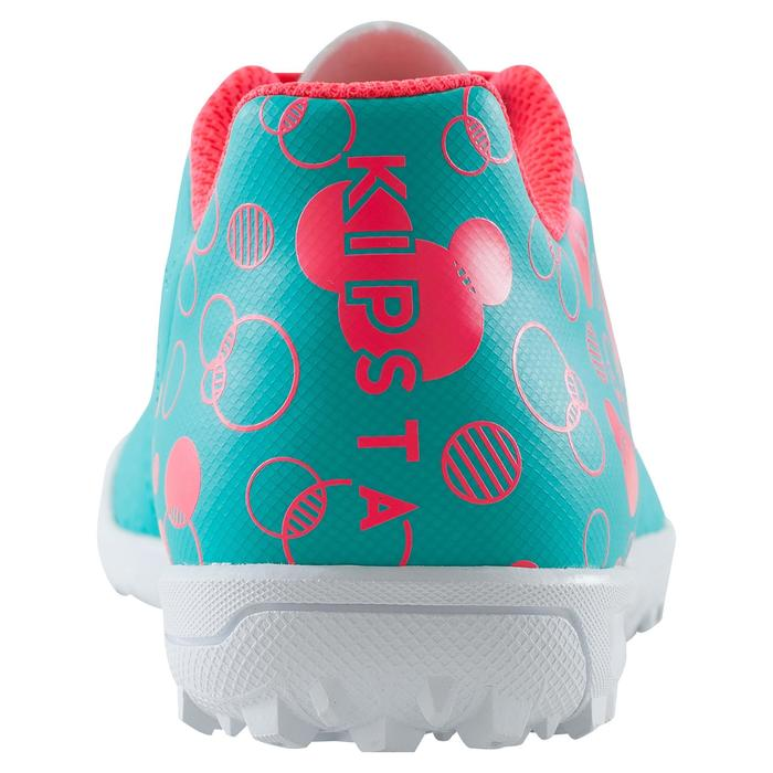 Chaussure de football enfant terrains durs CLR 500 HG bleue - 1176581
