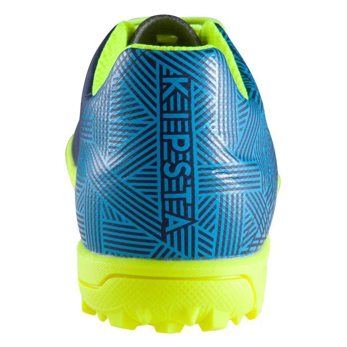 Chaussure de football enfant terrains durs CLR 500 HG bleue - 1176605
