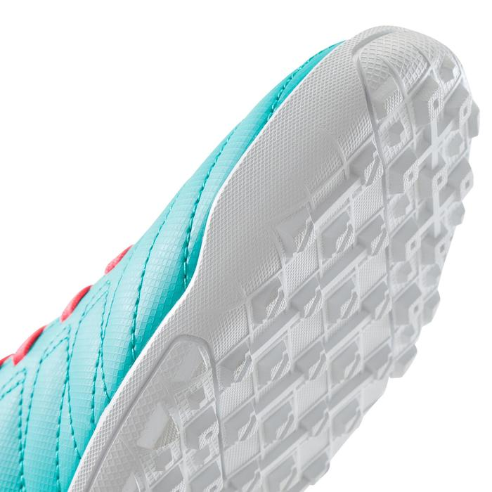 Chaussure de football enfant terrains durs CLR 500 HG bleue - 1176612