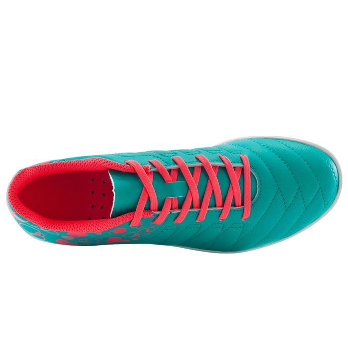 Chaussure de football enfant terrains durs Agility 300 HG bleue - 1176624