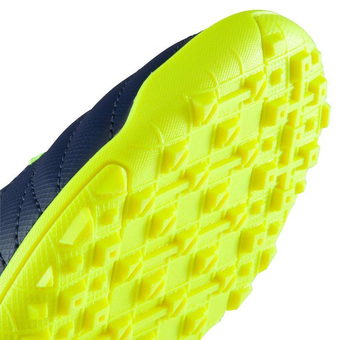 Chaussure de football enfant terrains durs CLR 500 HG bleue - 1176650
