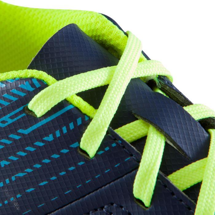 Chaussure de football enfant terrains durs CLR 500 HG bleue - 1176654